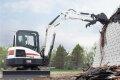 E55小型挖掘机