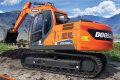 DX130-9C履带挖掘机
