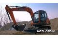DX75-9C履帶挖掘機