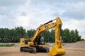 新一代Cat345GC液压挖掘机