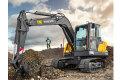 EC75D履带挖掘机