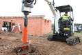 E17小型挖掘機