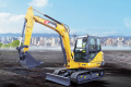 XE60DA 履带式挖掘机