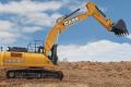 CX350C履带挖掘机