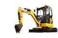 新一代Cat 302 CR液壓挖掘機