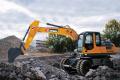 XE150WD轮式挖掘机
