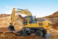 XE210WB轮式挖掘机