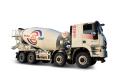 上汽红岩 杰狮M500 320马力 8X4 7.3方混凝土搅拌车(WL5310GJBCQ30)