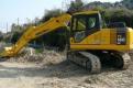 PC160LC-7液压挖掘机