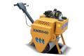 XMR040小型手扶式单钢轮振动压路机