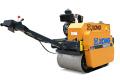 XMR050小型手扶式双钢轮振动压路机