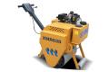 XMR030小型手扶式单钢轮振动压路机