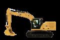 新一代CAT326 GC挖掘机