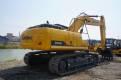 柳工CLG933E(國三)-大型履帶挖掘機