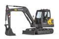 沃爾沃EC55D挖掘機