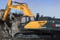 R485L VS履带挖掘机