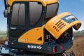 R60WVS轮式挖掘机