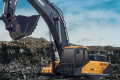 R505LVS履带挖掘机