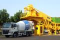 HZS100Y工程站/Y系列混凝土搅拌设备