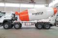 SDX5318GJBE1混凝土搅拌运输车