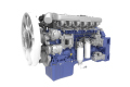 蓝擎WP12G460E310发动机