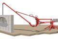 普茨迈斯特RV 12机械式可提升混凝土布料系统