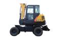 SY65W轮式挖掘机