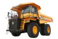 SRT55D机械轮矿用自卸车