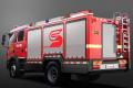 SYM5170GXFAP40 压缩空气泡沫消防车