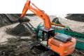 ZX195-5A履带挖掘机