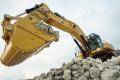 Cat395液压挖掘机