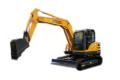 HY85-9履带式挖掘机