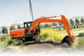 ZX120-5A履带挖掘机