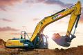 XE245DK MAX履带挖掘机
