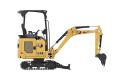 新一代Cat 301.5液压挖掘机