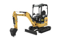 新一代Cat301.7CR液压挖掘机