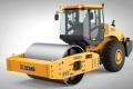 XS203单钢轮压路机