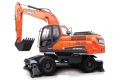 DX210W-9C轮式挖掘机