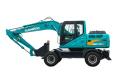 SWE150W轮式挖掘机