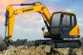 R75VS履带挖掘机