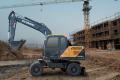 R150WVS PRO轮式挖掘机