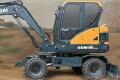 R60WVS PRO轮式挖掘机