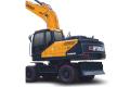 R210WVS轮式挖掘机