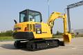 PC58-8履带挖掘机