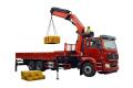 SPK42502 42.3吨米折臂式随车起重机