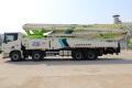雷萨重机BJ5449THB-XD(L10 56米)泵车