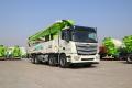 雷萨重机BJ5449THB-XD(L10 63米)泵车