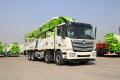 雷萨重机BJ5359THB-XD(L10 50米)泵车