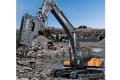 R550LVS履带挖掘机