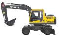 QNL150輪式挖掘機